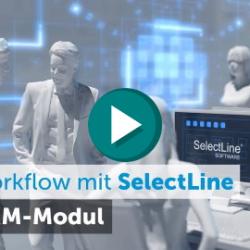 Selectline Workflow - CRM